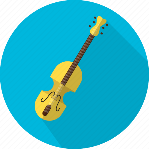 classical, instrument, melody, music, violin icon