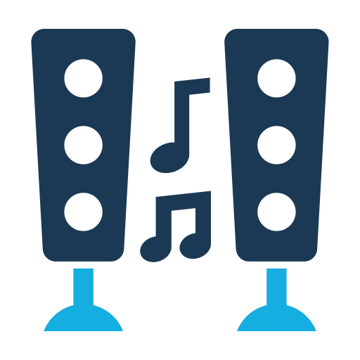 audio, melody, music, sound icon