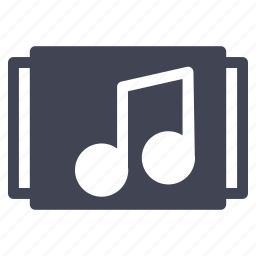 album, audio, music, select, shuffle, sound icon