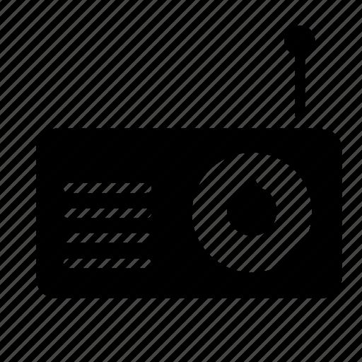 Music, musical, player, radio, sound icon - Download on Iconfinder