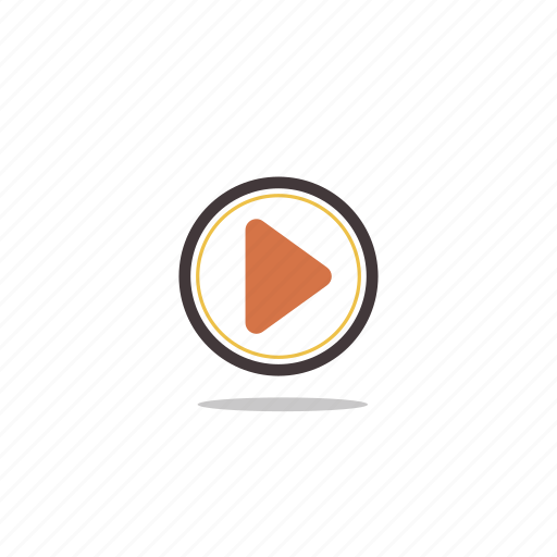 free time, music, play, playlist icon