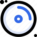 cd, digital, music, play icon