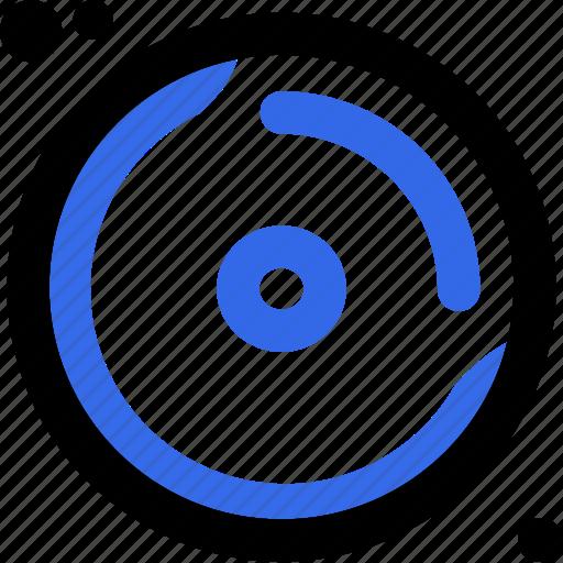 cd, digital, music, play icon