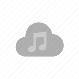 cloud, document, note, storage icon icon