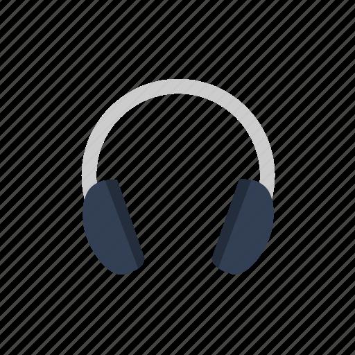 earphone, headphones, listening, music icon icon