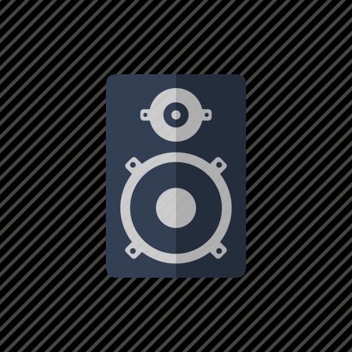 audio, device, music, speaker icon icon