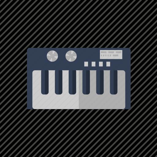 music, piano, raw, simple icon icon