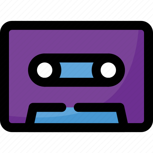 album, cassette, classic, music, song, vintage icon