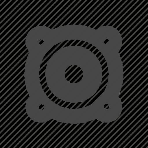 box, equimpment, multimedia, music, sound icon