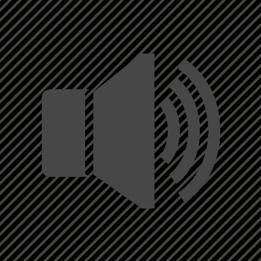 music, sound, speakers icon