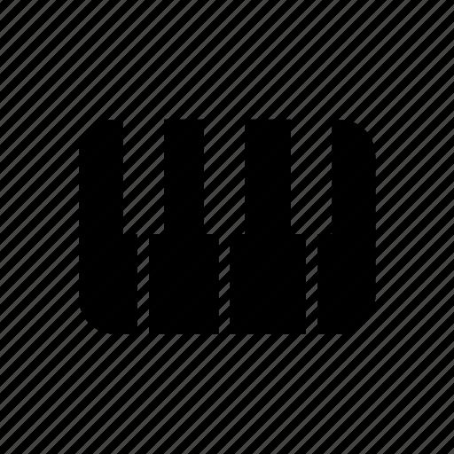 audio, media, mp3, music, note, piano, sound icon
