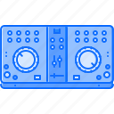 band, console, dj, instrument, music, song icon
