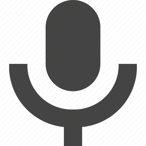 media, microphone, music, player icon