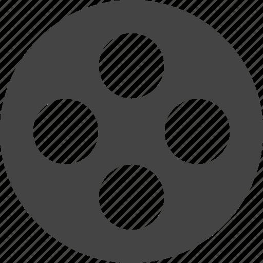 media, movie, music, player icon
