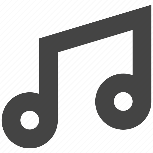 media, music, musical, note, player icon