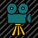 movie, camera, video, multimedia