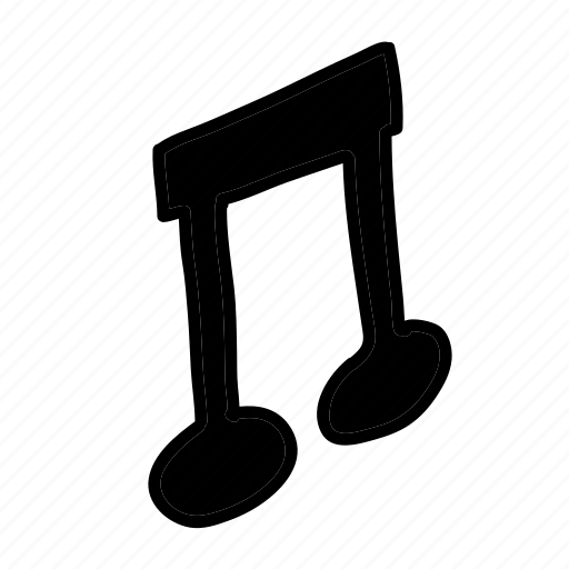 multimedia, music, sign, sound icon