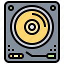 audio, music, player, recording, turntable