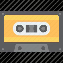 analog, audio, basf, cassete, cassette, compact, entertainment, hi-fi, hifi, listen, media, multimedia, music, musical, nostalgia, old, play, player, playing, radio, record, reel, retro, sound, stereo, studio, style, tape, vintage icon