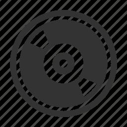 cd, disk, dvd, file, storage icon
