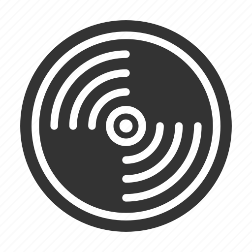 audio, lp, music, sound, vinyl icon