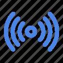 multimedia, music, radio icon