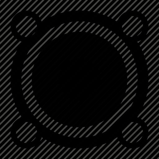 audio, listen, sound, speaker icon
