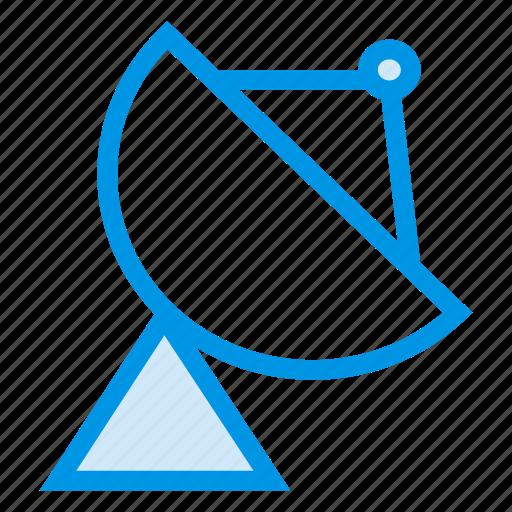 antenna, dish, information, radar, research, satellite, space icon