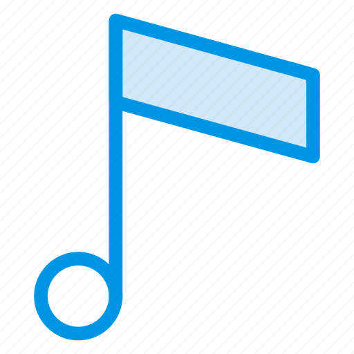 audio, library, media, music, song, sound, volume icon