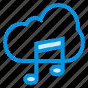audio, cloudmedia, cloudmusic, media, music, musiccloud, sound icon