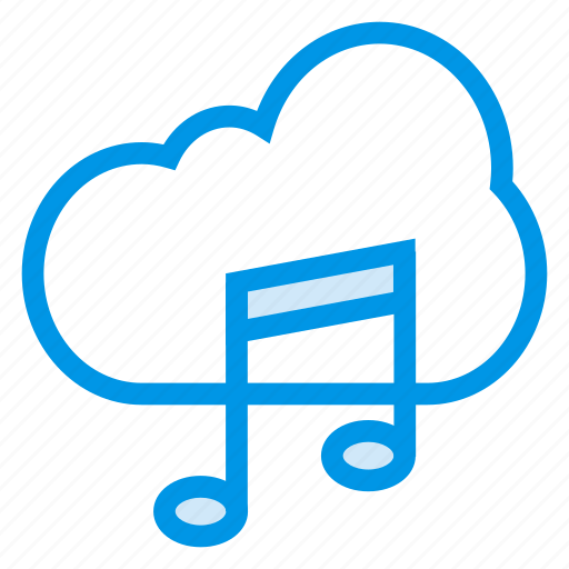 audio, cloudmedia, cloudmusic, media, music, musiccloud, sound icon