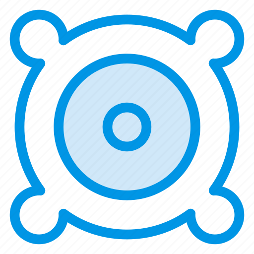 audio, loud, megaphone, mic, recording, sound, speaker icon