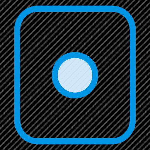 camera, media, movie, recod, socialmedia, video icon