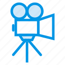 camera, capture, communication, digital, electronic, recording, video icon
