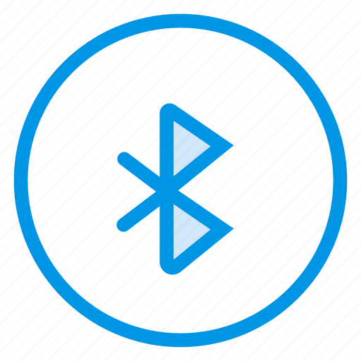 blue, bluetooth, computer, connectivity, signal, tooth, wireless icon