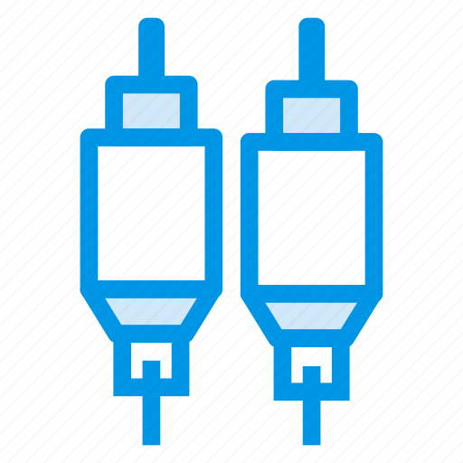 audio, connector, device, music, pin, plug, stereo icon