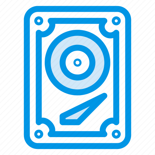 device, drive, harddisk, hardware, hdd, storage, technology icon