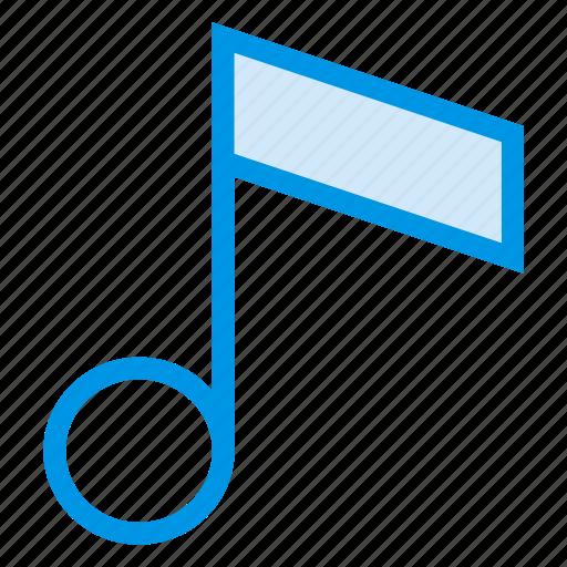 library, media, multimedia, music, song, speaker, volume icon