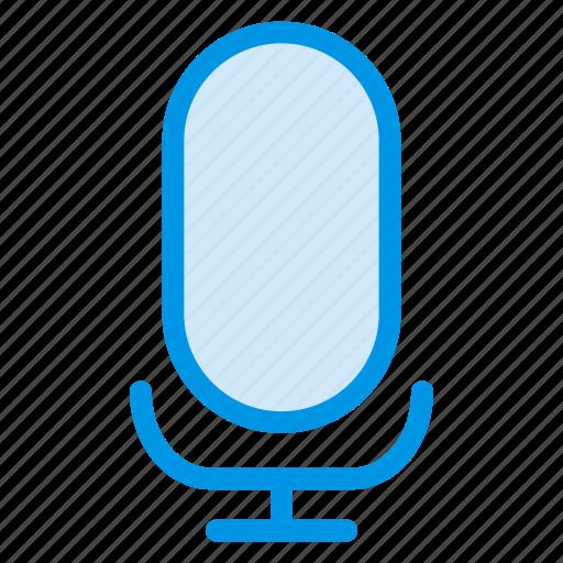 audio, mic, microphone, multimeda, record, recording, voice icon