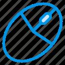 click, computer, control, cursor, device, hardware, mouse icon