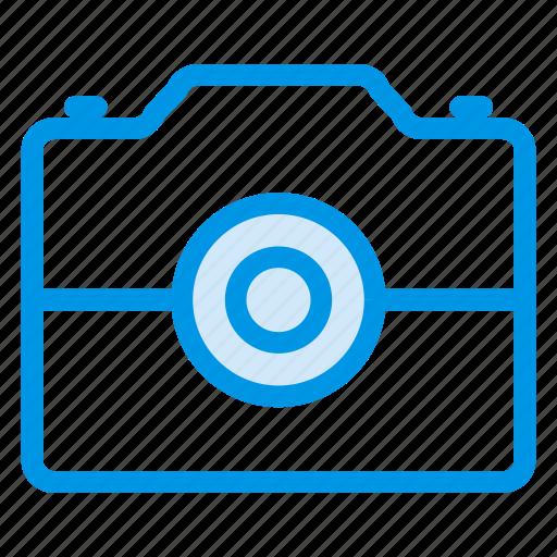 camera, digital, dslr, flash, multimedia, photo, picture icon