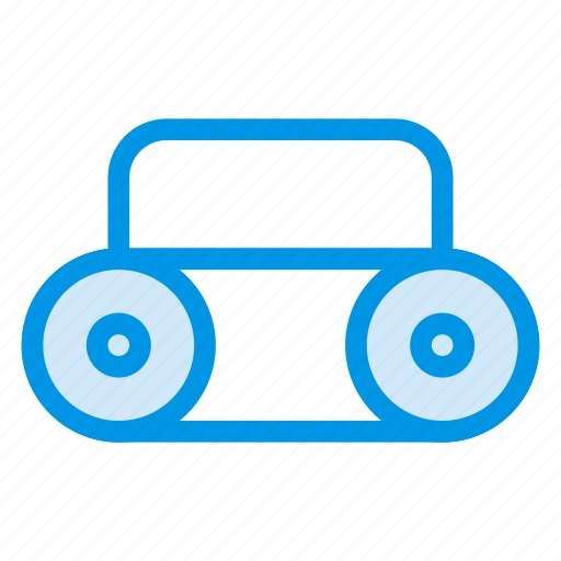 audio, device, music, player, product, sound, tape icon
