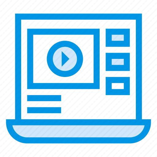 marketing, megaphone, movie, site, video, website, youtube icon