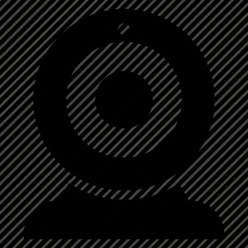 camera, computer, device, social, video, web, webcam icon