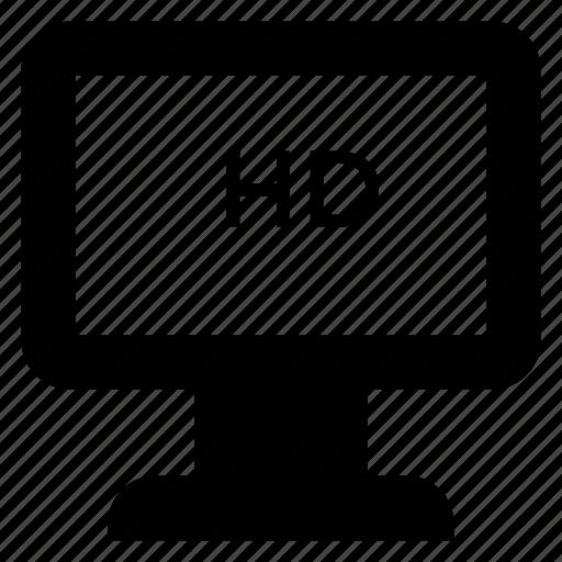 computer, display, monitor, pc, screen, television, tv icon