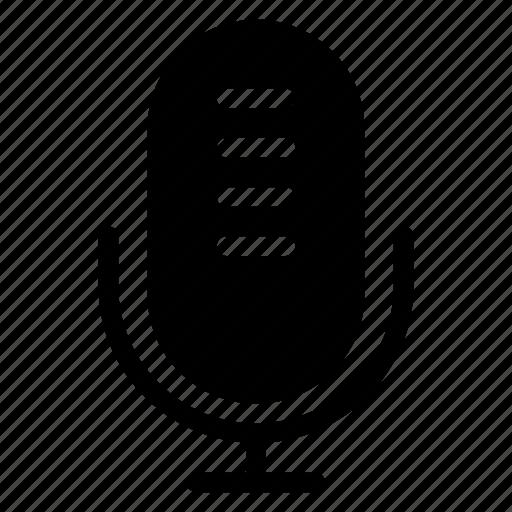 mic, microhone, microphone, record, recording, sound, speaker icon