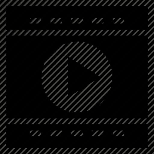 camera, cinema, film, movie, multimedia, record, video icon