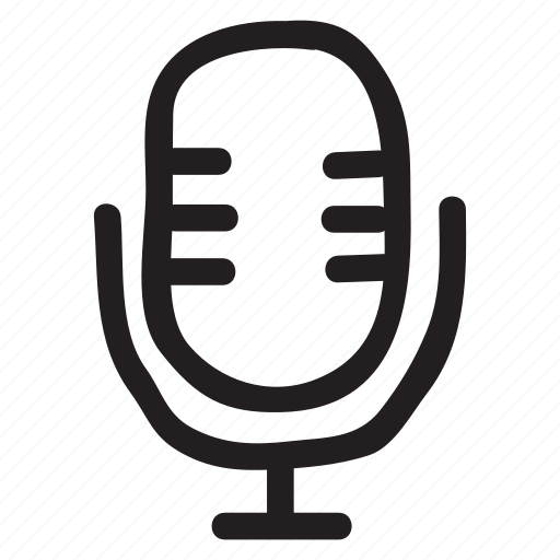 loud, mic, multimedia, music, record, sound, voice icon
