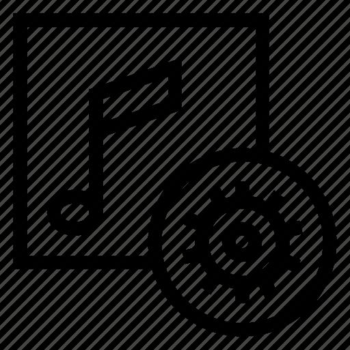 audio, configure, equalizer, music, setting, sound, volume icon