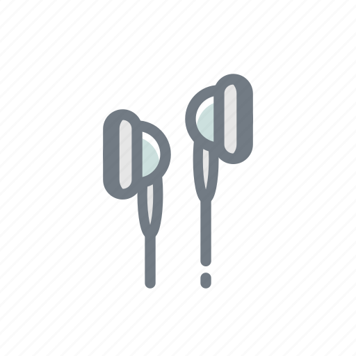 earphone, music, playlist, sing, singing, song icon